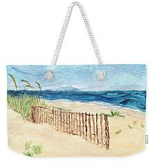 Folly Field Fence Weekender Tote Bag