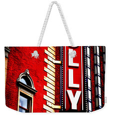 Folly Theater Weekender Tote Bag