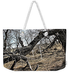 Fone Hill Cemetery  Weekender Tote Bag by Ryan Crouse