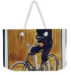 Fongers In Gebruik Bil Nederlandsche En Nederlndsch Indische Leger Vintage Cycle Poster Weekender Tote Bag