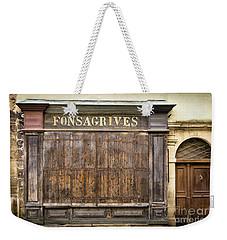Fonsagrives In Saint-antonin-noble-val Weekender Tote Bag by RicardMN Photography