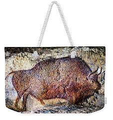 Font De Gaume Bison Weekender Tote Bag