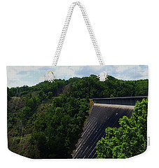 Fontana Dam Weekender Tote Bag