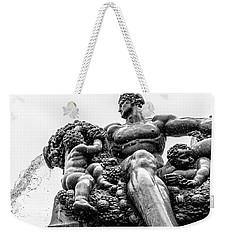 Fontana Di Piazza Solferino-1 Weekender Tote Bag