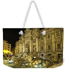 Fontana Di Trevi 1.0 Weekender Tote Bag