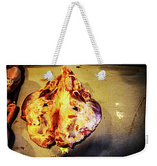 Food Watch Weekender Tote Bag
