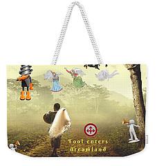 Fool Enters Dreamland Weekender Tote Bag