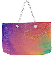 Fools Rush In Weekender Tote Bag
