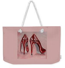 Foot Candy Weekender Tote Bag