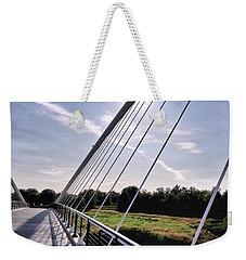 Footbridge 1 Weekender Tote Bag