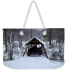 Footbridge To Wonderland Weekender Tote Bag