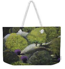 Foothill Spring Weekender Tote Bag