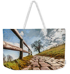 Footpath Weekender Tote Bag
