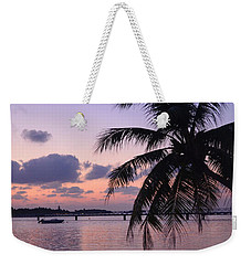Footsteps Weekender Tote Bag by Corinne Rhode