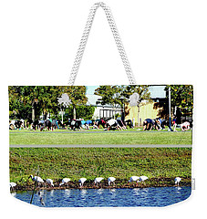For All Species Weekender Tote Bag