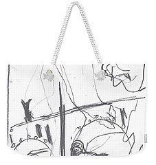 For B Story 4 3 Weekender Tote Bag