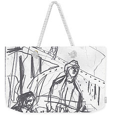 For B Story 4 8 Weekender Tote Bag