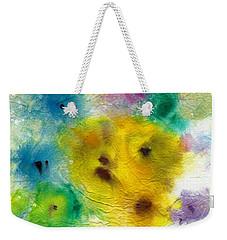 For Elise Weekender Tote Bag by Joan Hartenstein