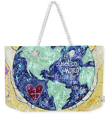 For He So Loved The World Weekender Tote Bag