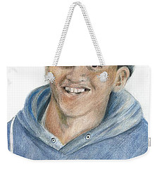 For His Grandmother Weekender Tote Bag