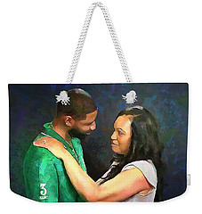 For Joy Weekender Tote Bag by Wayne Pascall
