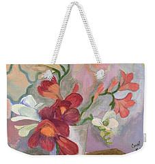 For Lisa Weekender Tote Bag