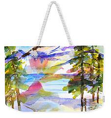 For Love Of Winter #1 Weekender Tote Bag
