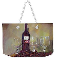 For Nancy Weekender Tote Bag