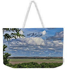 For Spacious Skies Weekender Tote Bag