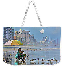 For The Birds Weekender Tote Bag