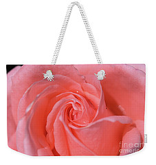 For The Love Of Rose 7 Weekender Tote Bag by Victor K
