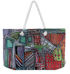 For Two Brothers Weekender Tote Bag