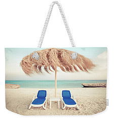 For You And Me Weekender Tote Bag