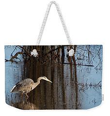 Foraging Weekender Tote Bag by I'ina Van Lawick