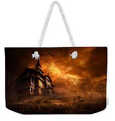 Forbidden Mansion Weekender Tote Bag by Svetlana Sewell