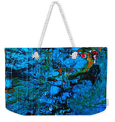 Forces Of Nature Weekender Tote Bag