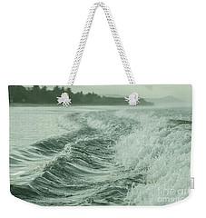 Forces Of The Ocean Weekender Tote Bag