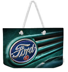 Ford 85 Weekender Tote Bag by Caitlyn Grasso