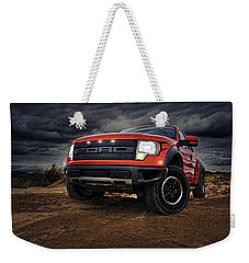Ford F 150 Raptor  Weekender Tote Bag
