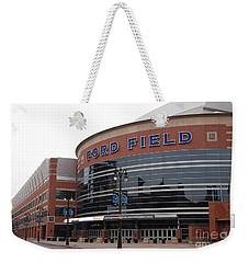 Ford Field Weekender Tote Bag
