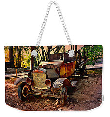 Ford Flatbed Truck Weekender Tote Bag