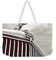 Ford Greyhound Weekender Tote Bag by Caitlyn Grasso