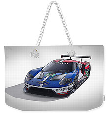 Ford Gt Weekender Tote Bag