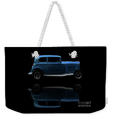 Ford Hot Rod Reflection Weekender Tote Bag by Baggieoldboy