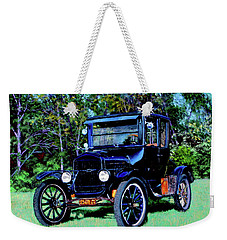 Ford Model T Weekender Tote Bag by Stan Hamilton