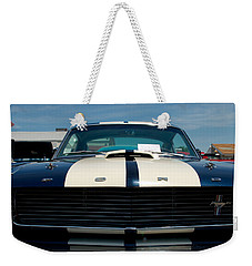 Ford Mustang 2 Weekender Tote Bag by Mark Dodd
