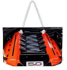 Ford Mustang 5.0 Weekender Tote Bag