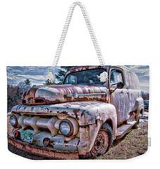 Ford Panel Truck Weekender Tote Bag