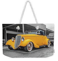 Ford Roadster Weekender Tote Bag