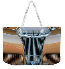 Ford V8 Weekender Tote Bag